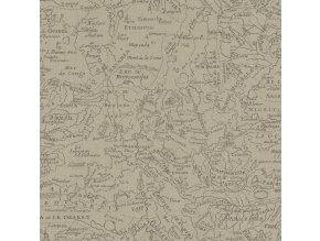 424522 Vliesová tapeta na zeď Rasch, kolekce Poetry 53 x 1005 cm
