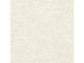 424553 Vliesová tapeta na zeď Rasch, kolekce Poetry 53 x 1005 cm