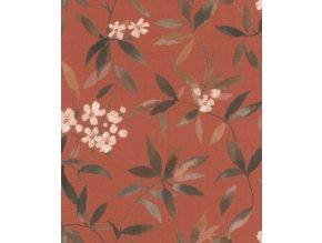 424942 Vliesová tapeta na zeď Rasch, kolekce Poetry 53 x 1005 cm