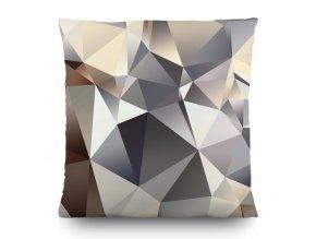 Dekorativní polštářek CN3610 Abstract 3D 45 x 45 cm