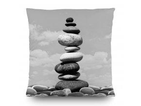 Dekorativní polštářek CN3612 Stones 45 x 45 cm