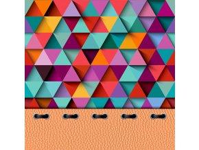 Dekorativní polštářek CN3618 3D Color 45 x 45 cm