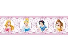 WBD8095 Samolepicí bordura, šíře 10 cm Princess, 10 x 500 cm