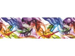 WB8201 Samolepicí bordura, šíře 14 cm Color smoke, 14 x 500 cm