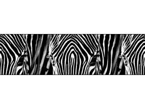 WB8205 Samolepicí bordura, šíře 14 cm Zebra, 14 x 500 cm
