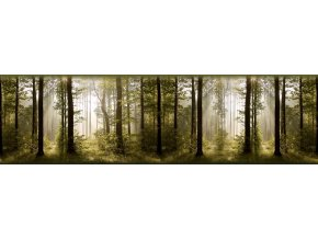 WB8214 Samolepicí bordura, šíře 14 cm Greenwood, 14 x 500 cm