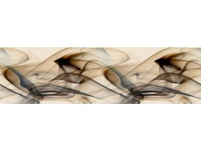 WB8243 Samolepicí bordura, šíře 14 cm Abstract, 14 x 500 cm