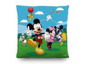 CND3117 Dekorativní polštářek Disney Mickey Mouse