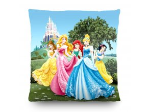 CND3118 Dekorativní polštářek Disney Princess