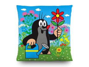 CND3120 Dekorativní polštářek Disney Little Mole gardener