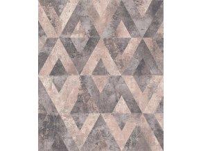 Vliesová tapeta na zeď Rasch 535532, kolekce Yucatán 0,53 x 10,05 m
