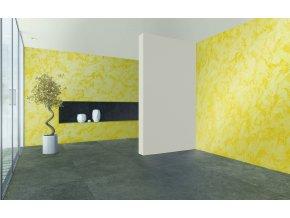 Dekorativní nátěr Crystal finish Neon Yellow