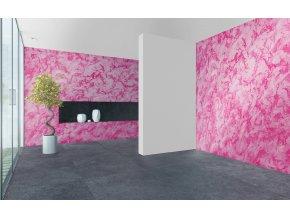 Dekorativní nátěr Crystal finish Neon Pink