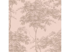 Papírová tapeta Rasch 214314, kolekce Sansa, 0,53 x 10,05 m
