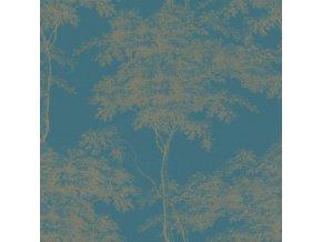 Papírová tapeta Rasch 214321, kolekce Sansa, 0,53 x 10,05 m