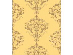 Papírová tapeta Rasch 214819, kolekce Sansa, 0,53 x 10,05 m