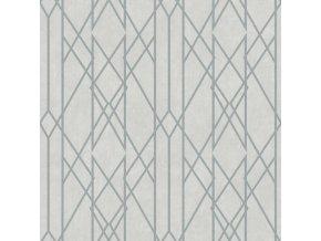 Papírová tapeta Rasch 215113, kolekce Sansa, 0,53 x 10,05 m