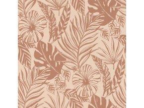 Papírová tapeta Rasch 215519, kolekce Sansa, 0,53 x 10,05 m