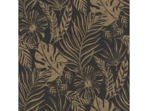 Papírová tapeta Rasch 215533, kolekce Sansa, 0,53 x 10,05 m