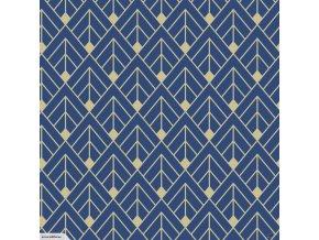 Papírová tapeta Rasch 305517, kolekce Sansa, 0,53 x 10,05 m