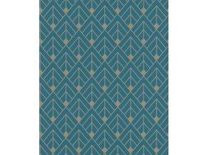 Papírová tapeta Rasch 305524, kolekce Sansa, 0,53 x 10,05 m