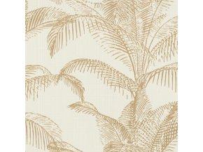 Vliesová tapeta Rasch 406818, kolekce Sansa, 0,53 x 10,05 m