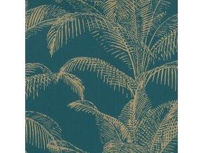 Vliesová tapeta Rasch 406825, kolekce Sansa, 0,53 x 10,05 m
