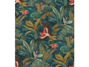 Vliesová tapeta Rasch 639216, kolekce Sansa, 0,53 x 10,05 m