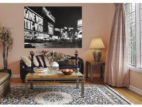 AG Design 1 dílná fototapeta GONE WITH THE WIND FTNM 2634, 160 x 110 cm vlies