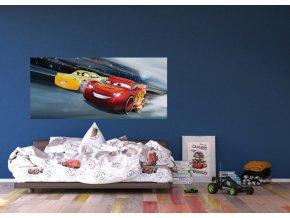 AG Design 1 dílná fototapeta CARS FTDNH 5369, 202 x 90 cm vlies