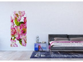 AG Design 1 dílná fototapeta FLOWER APPLE BLOSSOM FTNV2934, 90 x 202 cm vlies