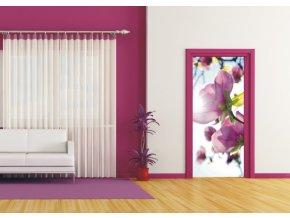 AG Design 1 dílná fototapeta FLOWERS IN THE SUN FTNV 2873, 90 x 202 cm vlies