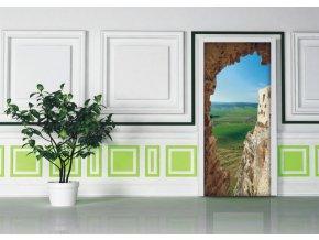 AG Design 1 dílná fototapeta MOUNTAIN LANDSCAPE FTNV 2878, 90 x 202 cm vlies