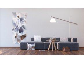 AG Design 1 dílná fototapeta CREATIVE 3D FTNV 2929, 90 x 202 cm vlies