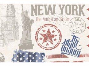 Samolepicí fólie d-c-fix Brooklyn 2003235, ozdobné vzory