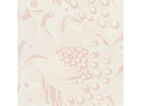 Vliesová tapeta na zeď Rasch 537505, kolekce Club Botanique, 0,53 x 10,05 m