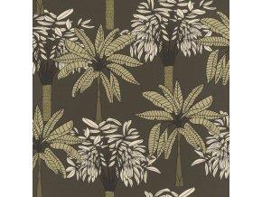 Vliesová tapeta na zeď Rasch 537840, kolekce Club Botanique, 0,53 x 10,05 m