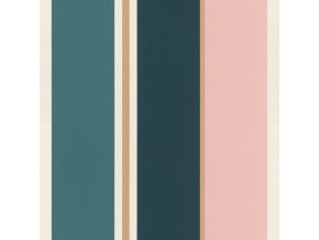 Vliesová tapeta na zeď Rasch 539011, kolekce Club Botanique, 0,53 x 10,05 m