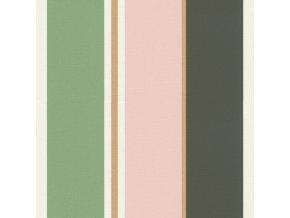 Vliesová tapeta na zeď Rasch 539028, kolekce Club Botanique, 0,53 x 10,05 m