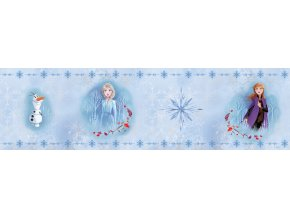 WBD8156 samolepicí bordura, šíře 10 cm Frozen II, 10 x 500 cm