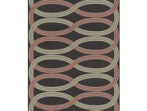 Vliesová tapeta na zeď Rasch 541755, kolekce Glam, 0,53 x 10,05 m