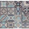Obklad stěn Ceramics mozaika šedomodrá 2700169, 67,5 cm
