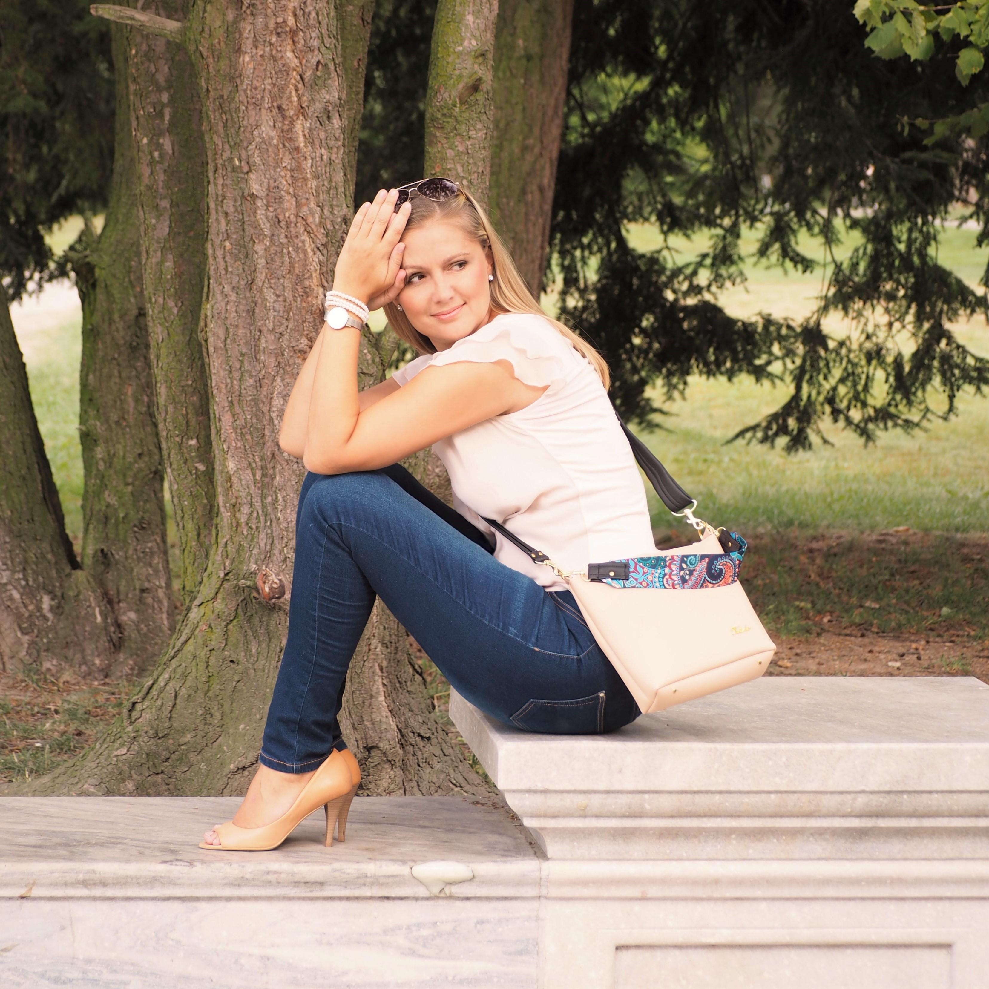 Co nosí v kabelce Monika Žídková? A co se jí líbí na Tašence?
