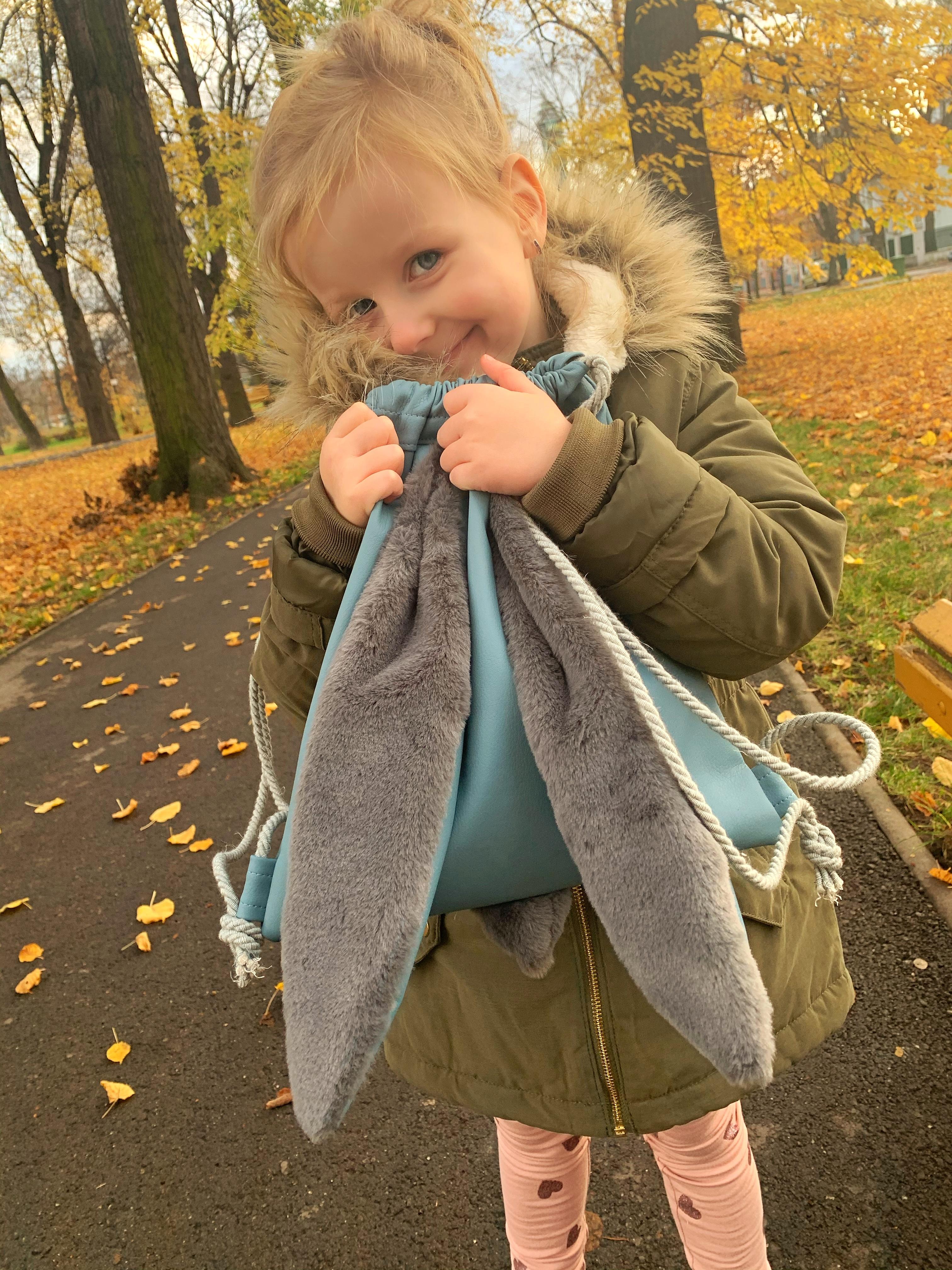 Bunny bags. Představujeme novou ušatou kolekci batůžků pro děti