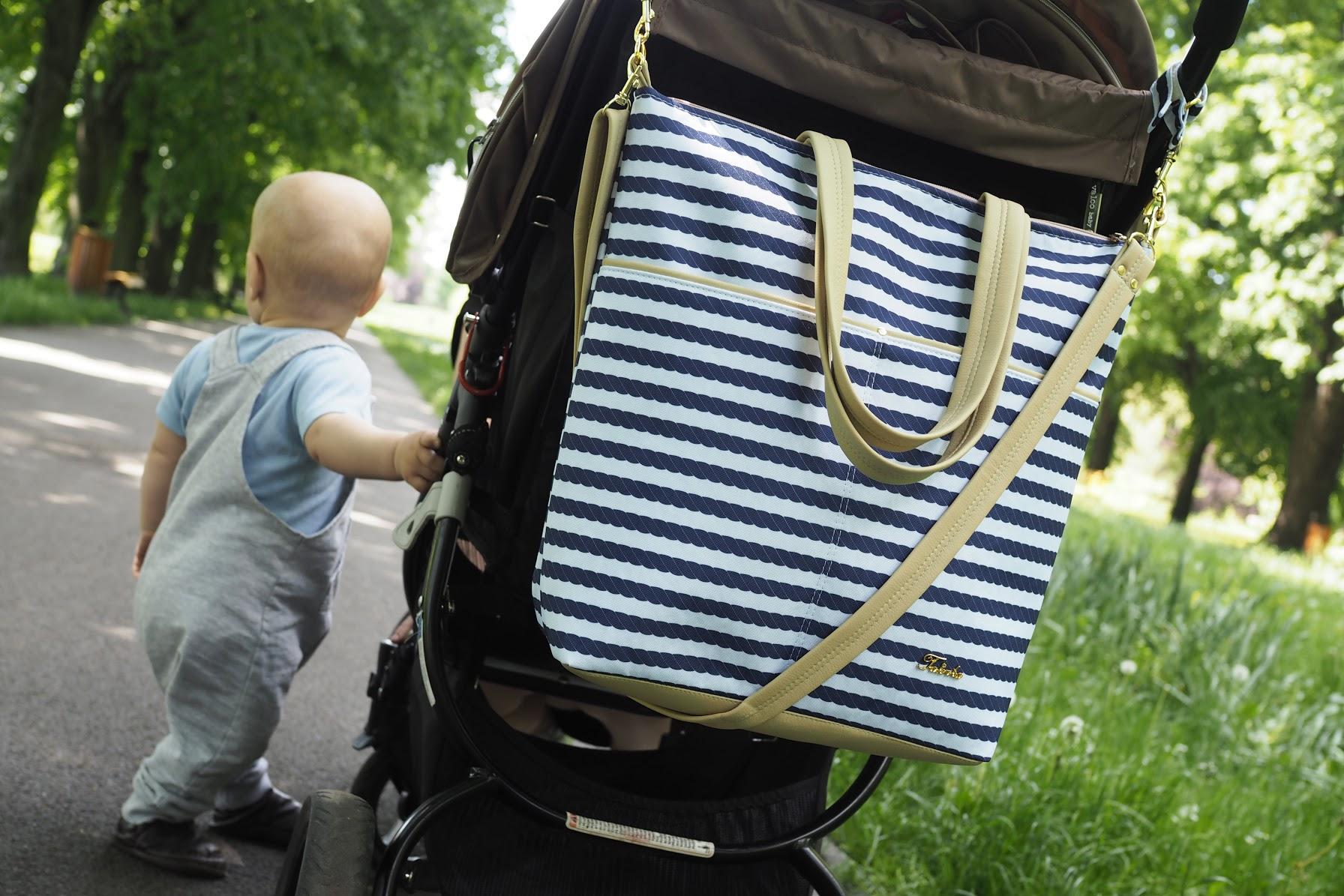 Rady zkušené mámy. Jak vybrat přebalovací tašku?