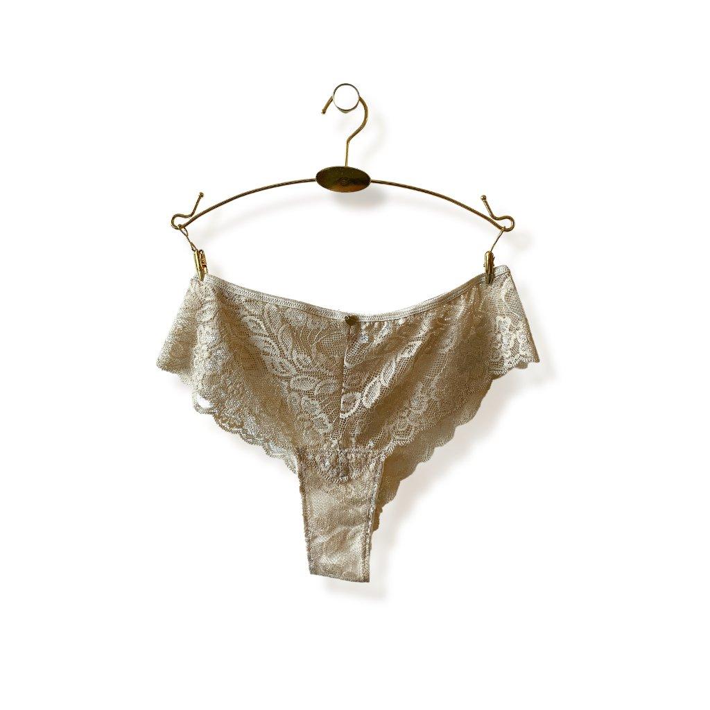 Tělové brazilské kalhotky