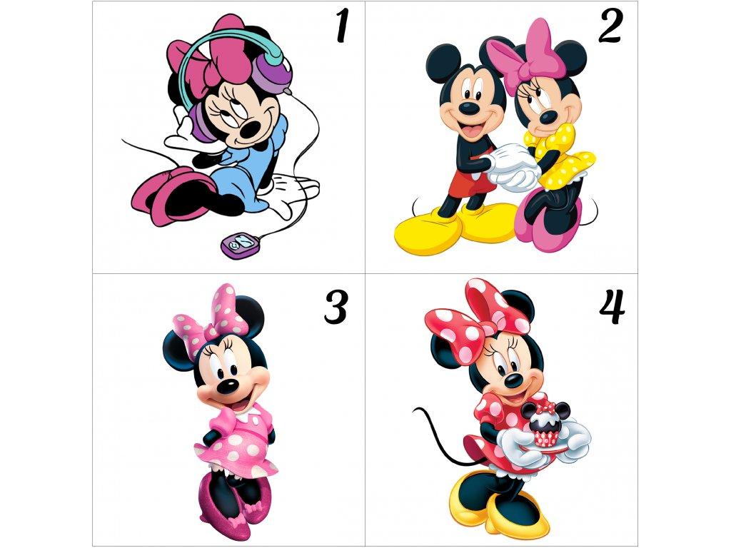 """Termoláhev """"Minnie mouse"""" cca 500ml"""