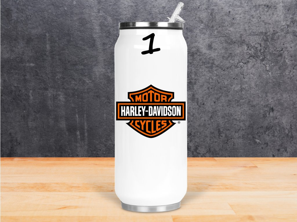"Termoláhev ""Harley Davidson"" cca 500ml"