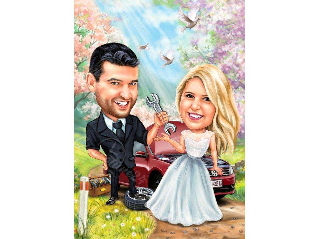 profesii svatba