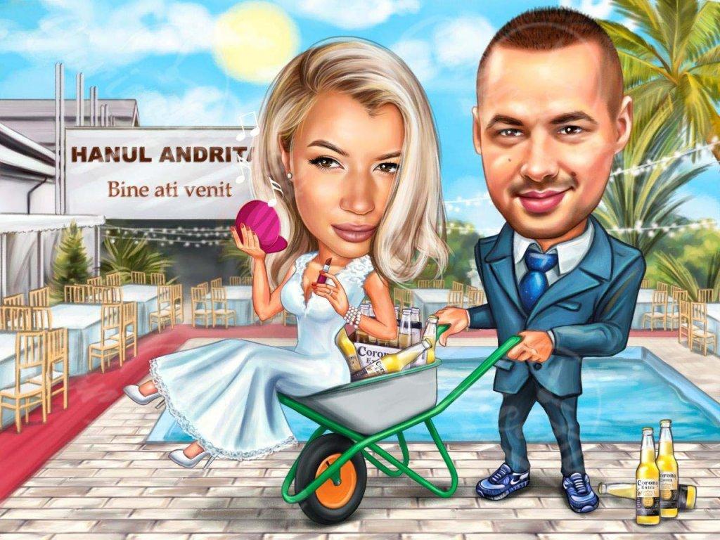 svatba s koli (1)